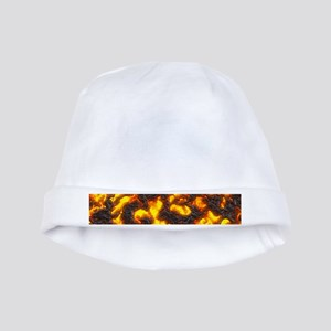 Hot Lava baby hat