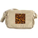 Hot Lava Messenger Bag