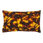Hot Lava Pillow Case