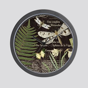 Heather Myers 017a NATURAL LIFE dragonflies dark W