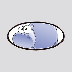 Happy Hippo Patches