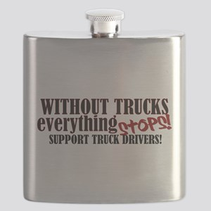 Trucker Support Flask