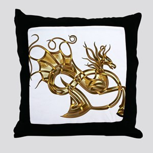 Pintocampus Throw Pillow