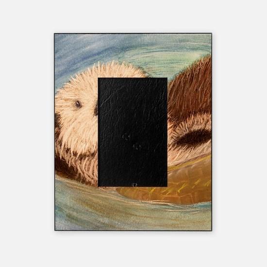 Sea Otter--Endangered Species Picture Frame