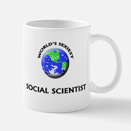 World's Sexiest Social Scientist Mug
