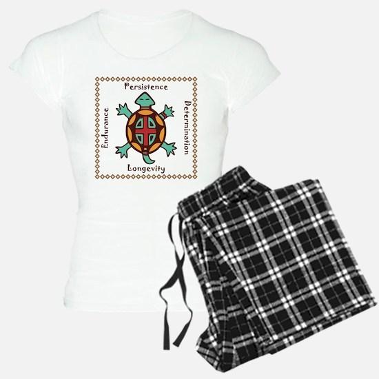 Turtle animal spirit Pajamas