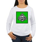 Cowardly Lion 1 Women's Long Sleeve T-Shirt