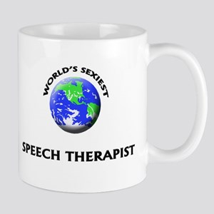 World's Sexiest Speech Therapist Mug