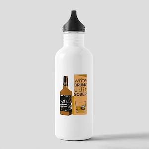 Edit Sober Water Bottle