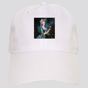 Marie Antoinette with Rose Cap