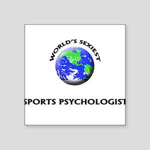 World's Sexiest Sports Psychologist Sticker