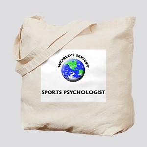 World's Sexiest Sports Psychologist Tote Bag