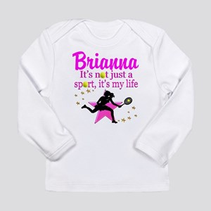 TENNIS LIFE Long Sleeve Infant T-Shirt