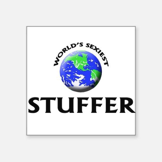 World's Sexiest Stuffer Sticker