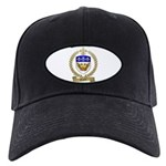 GIONET Family Crest Black Cap