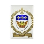 GIONET Family Crest Rectangle Magnet (10 pack)