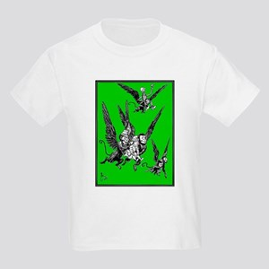 Dorothy & Flying Monkeys Kids T-Shirt