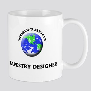 World's Sexiest Tapestry Designer Mug