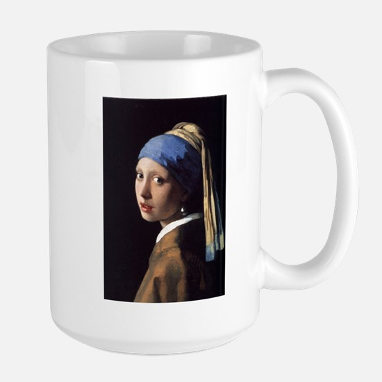 The Girl With A Pearl Earring Mug