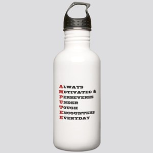 A.M.P.U.T.E.E. Stainless Water Bottle 1.0L