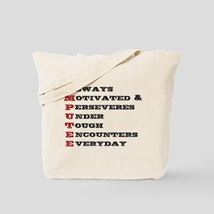 A.M.P.U.T.E.E. Tote Bag