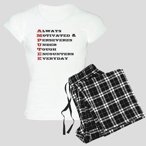 A.M.P.U.T.E.E. Women's Light Pajamas