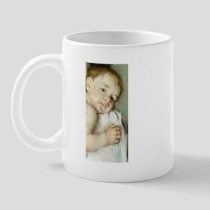 Mary Cassatt's The Young Moth Mug