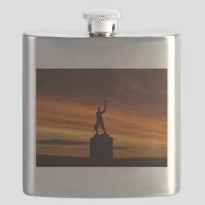 72nd Pennsylvania Infantry Flask
