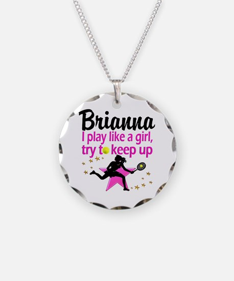 TENNIS LIFE Necklace