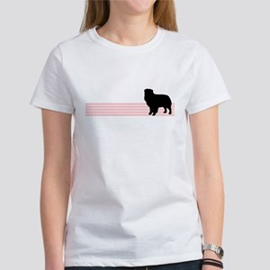 Retro Australian Shepherd Women's T-Shirt