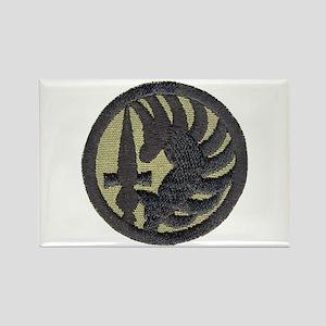Foreign Legion Para Rectangle Magnet