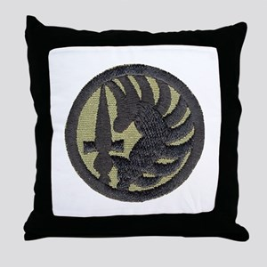 Foreign Legion Para Throw Pillow