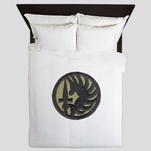 Foreign Legion Para Queen Duvet