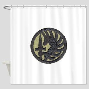 Foreign Legion Para Shower Curtain