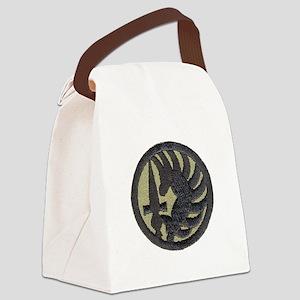 Foreign Legion Para Canvas Lunch Bag