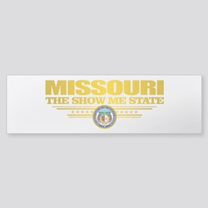 Missouri Pride Bumper Sticker