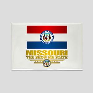 Missouri Pride Rectangle Magnet