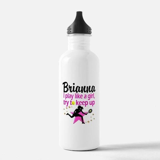 TENNIS LIFE Sports Water Bottle
