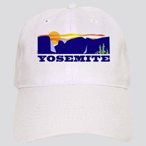 Yosemite National Park Baseball Cap