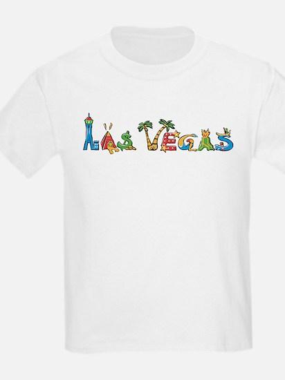 Las Vegas Kids T-Shirt