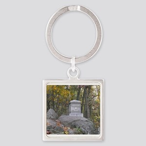 20th Maine Monument Keychains