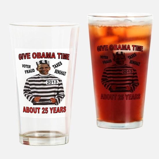 Cute Al quaeda Drinking Glass
