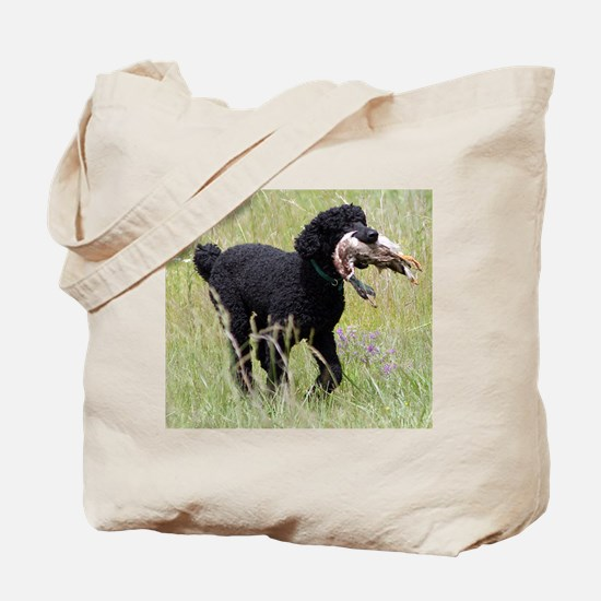 This Dog Can Hunt Tote Bag