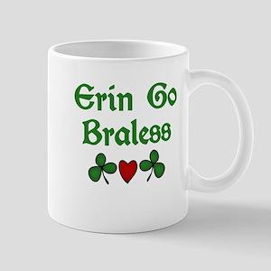 Erin Go Braless Mug