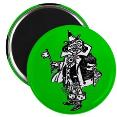 Guardian of the Gates Magnet