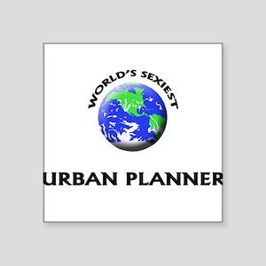 World's Sexiest Urban Planner Sticker