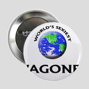 "World's Sexiest Wagoner 2.25"" Button"