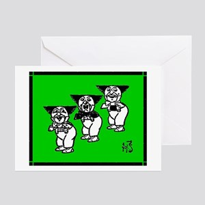 Hammer-Heads Greeting Cards (Pk of 10)