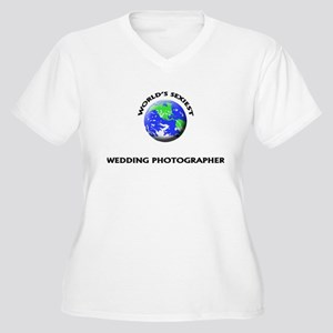 World's Sexiest Wedding Photographer Plus Size T-S