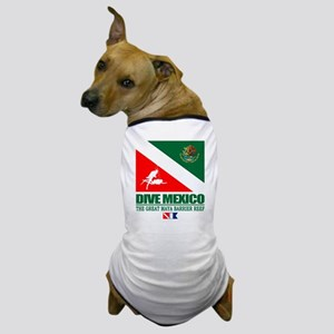 Dive Mexico Dog T-Shirt